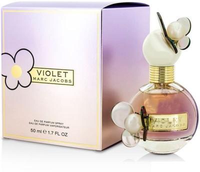 Marc Jacobs Violet Eau De Parfum Spray (Limited Edition) Eau de Parfum  -  50 ml