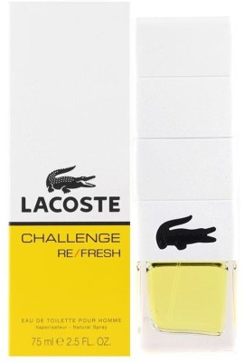 Lacoste Challenge Re Fresh Eau de Toilette - 75 ml