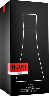 Hugo Boss Deep Red EDP  -  90 ml