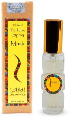 Lasa Aromatics perfume spray musk Eau de Parfum  -  30 ml