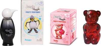 Jungle Magic Penggy White Cuddly Teddy Eau de Toilette  -  120 ml