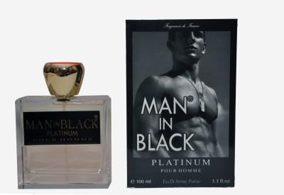 Platinum Men In Black Eau de Parfum  -  100 ml