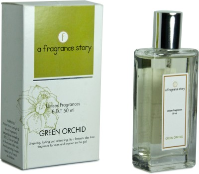 A Fragrance Story Green Orchid EDT  -  50 ml