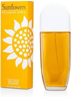 Elizabeth Arden Sunflowers Eau De Toilette Spray Eau de Toilette  -  100 ml