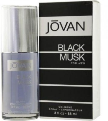 Jovan BLACK MUSK EDT - 90 ml