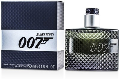 James Bond 007 Eau De Toilette Spray Eau de Toilette  -  50 ml