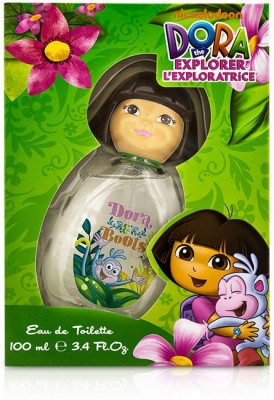 Dora The Explorer Dora & Boots Eau De Toilette Spray Eau de Toilette  -  100 ml