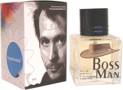 SugandhVatika Boss Man Eau de Parfum  -  100 ml
