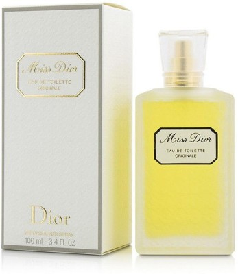 Christian Dior Miss Dior Eau De Toilette Spray (Original) Eau de Toilette  -  100 ml