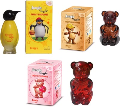 Jungle Magic Penggy Yellow Naughty Bear Cuddly Teddy Eau de Toilette  -  180 ml