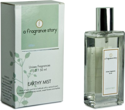 A Fragrance Story Earthy Mist EDT  -  50 ml(For Men, Women)
