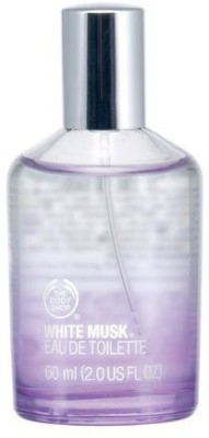 The Body Shop White Musk Eau de Toilette Regular Eau de Toilette  -  60 ml