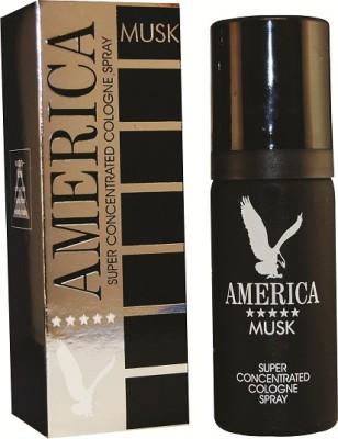 America Musk Eau de Toilette  -  50 ml