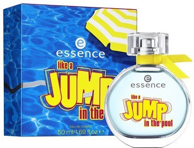 Essence Like A Jump In The Pool Eau de Toilette  -  50 ml