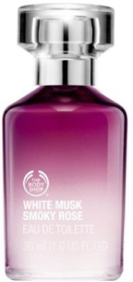 The Body Shop White Musk Smoky Rose Eau de Parfum  -  30 ml