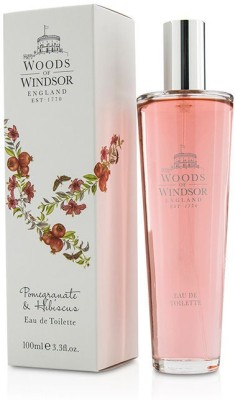 Woods Of Windsor Pomegranate & Hibiscus Eau De Toilette Spray Eau de Toilette  -  100 ml