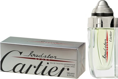 Cartier Roadster Sport EDT  -  100 ml