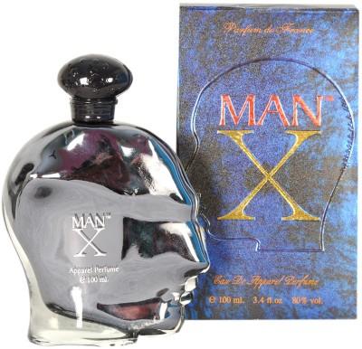 St. Louis Man X Blue Apparel Perfume EDP  -  100 ml