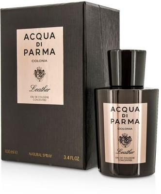 Acqua Di Parma Colonia Leather Eau De Cologne Concentree Spray Eau de Cologne  -  100 ml