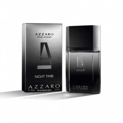 Azzaro Pour Homme Night EDT  -  100 ml(For Men)