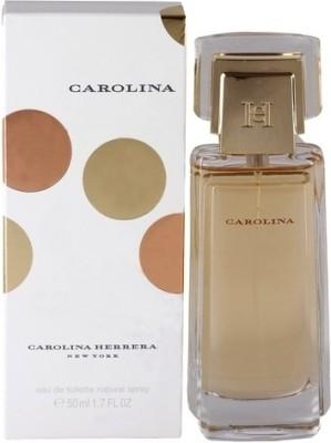 Carolina Herrera Carolina EDT  -  50 ml