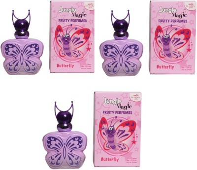 Jungle Magic Butterfly Pink Eau de Toilette  -  180 ml