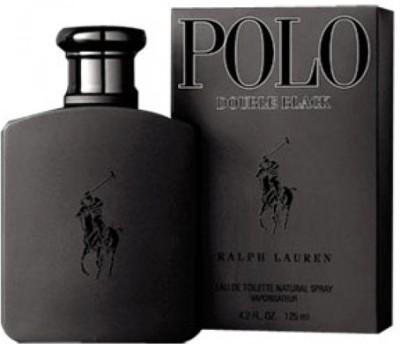 Ralph Lauren Double Black EDT  -  125 ml
