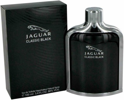 Jaguar Classic Black EDT  -  100 ml