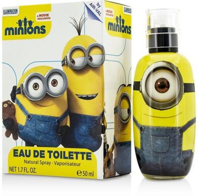 Air Val International Minions Eau De Toilette Spray Eau de Toilette  -  50 ml