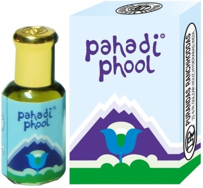 Purandas Ranchhoddas PRS Pahadi-Phool Attar EDP  -  10 ml