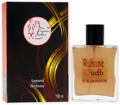 Fragrance And Fashion Ruhane Oudh Eau de Toilette  -  100 ml