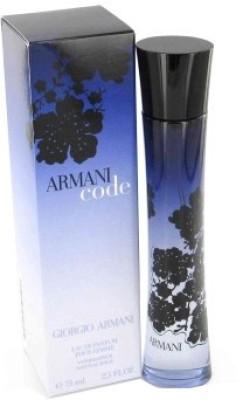 Giorgio Armani Armani Code EDP  -  75 ml(For Women)