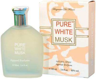 St. Louis White Musk Apparel Perfume EDP  -  100 ml