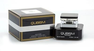 Emper Qubism Men Eau de Toilette  -  100 ml