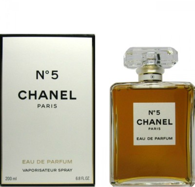 Chanel N5 EDP  -  200 ml