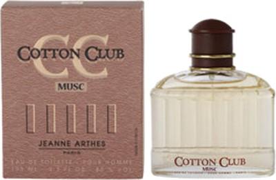 Jeanne Arthes Cotton Club Musc EDT  -  100 ml