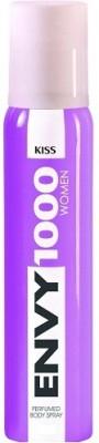 Vanesa 1000 Kiss Body Spray For Women, Eau de Parfum  -  100 ml