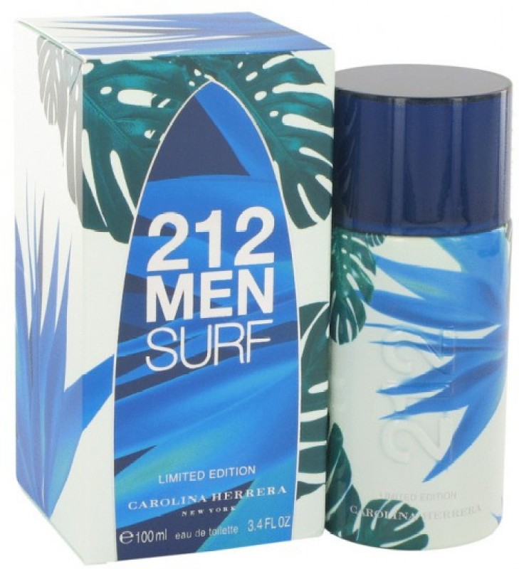 Carolina Herrera 212 Men Surf  -  100 ml(For Men)