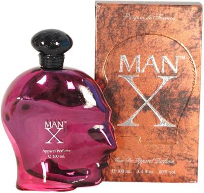 St. Louis Man X Red Apparel Perfume EDP  -  100 ml