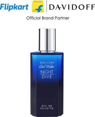 Davidoff Coolwater Night Dive Eau de Toilette  -  50 ml