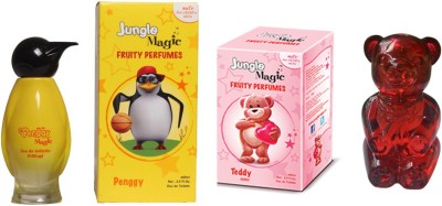 Jungle Magic Penggy Yellow Cuddly Teddy Eau de Toilette  -  120 ml