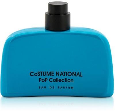 Costume National Pop Collection Eau De Parfum Spray - Light Blue Bottle (Unboxed) Eau de Parfum  -  50 ml