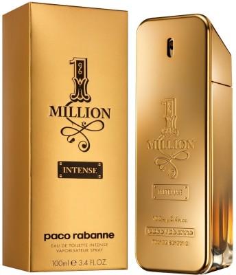 Paco Rabanne 1 Million Intense EDT  -  100 ml