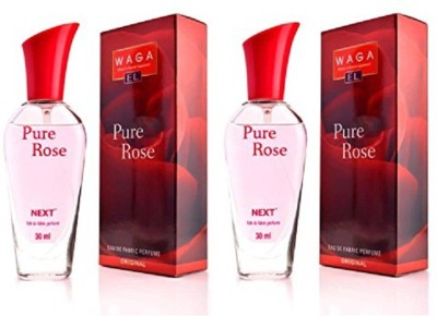 waga Pure rose Pack of 2 Eau de Parfum  -  30 ml