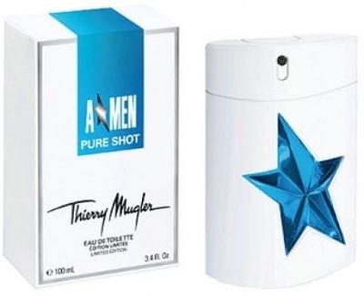 Thierry Mugler A Men (star) Pure Shot EDT  -  100 ml