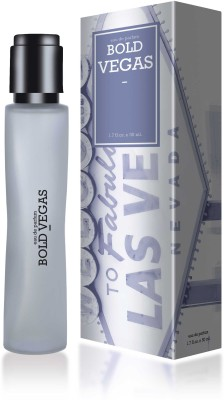 Vegas Bold EDP  -  50 ml