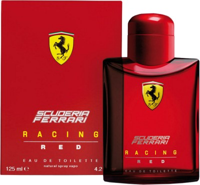 Ferrari Scuderia Racing Red EDT  -  125 ml