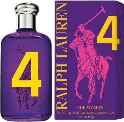 Ralph Lauren Big Pony 4 EDT - 50 ml(For Women)