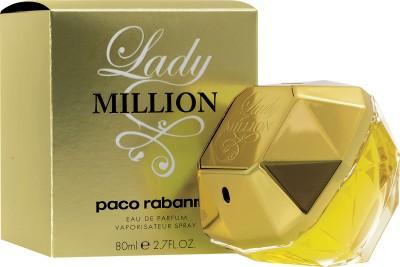 Paco Rabanne Lady Million EDP  -  80 ml