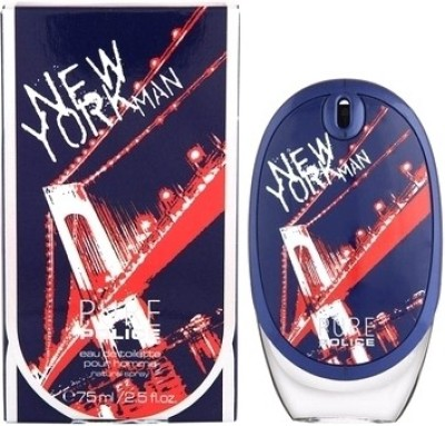 Police Pure New York EDT - 75 ml